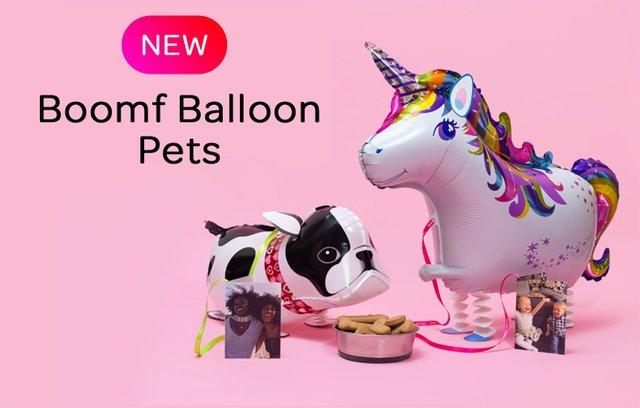 Boomf Balloon