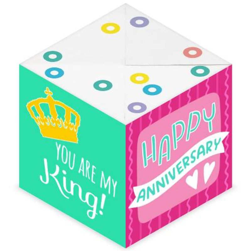 Happy Anniversary My King!
