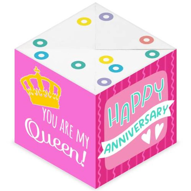 Happy Anniversary My Queen!